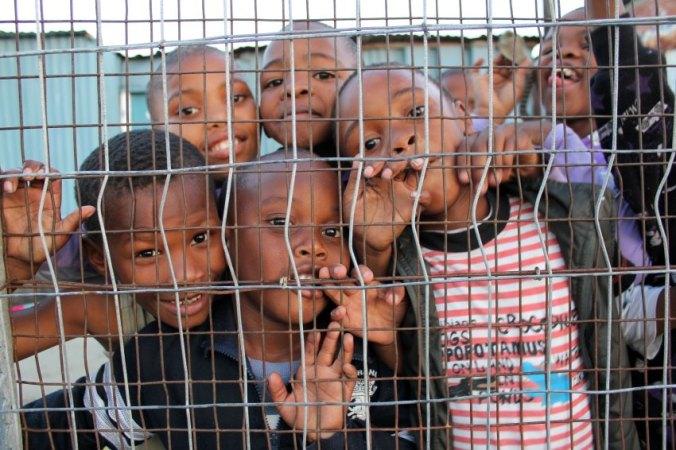 Junge Südafrikaner / Born Free (Foto/copyright: Julia Jaroschewski)