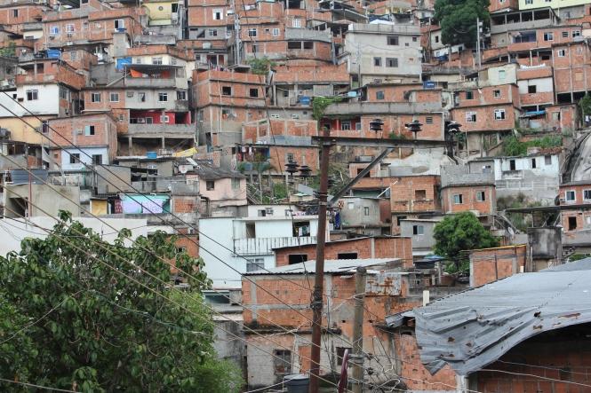 Complexo do Alemão - Rio (Copyright: Julia Jaroschewski)