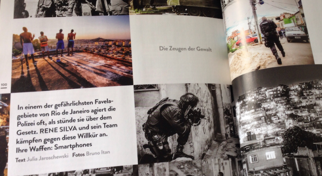 First Look ins Wired-Magazin