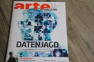 Titel 09/2017-Ausgabe arte-Magazin